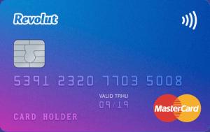 Revolut Mastercard